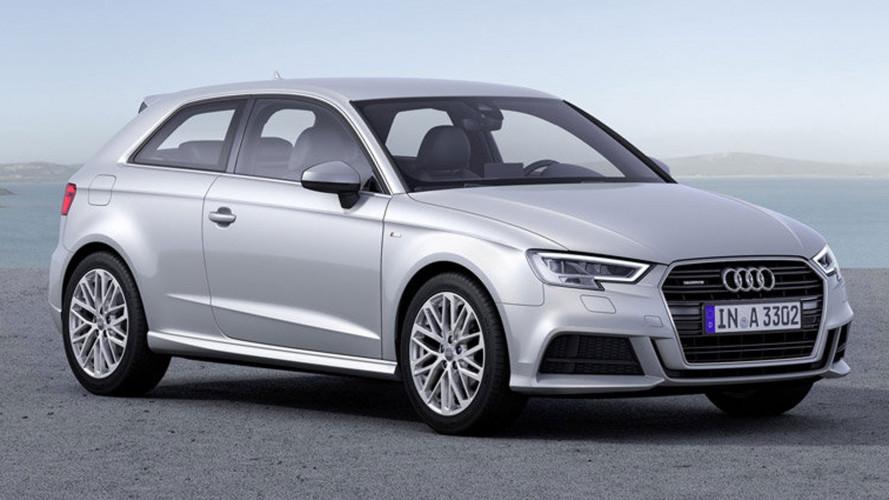 Audi A3, la nuova generazione solo a 5 porte?