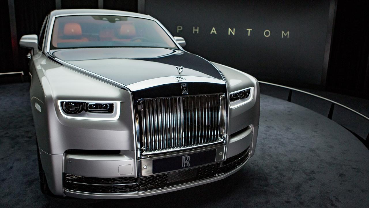 [Copertina] - Nuova Rolls-Royce Phantom, l'ultimo riferimento del lusso