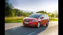 Opel Zafira restyling, hi tech prima di tutto