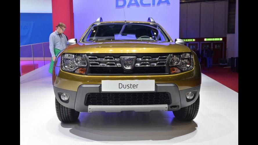 Dacia al Salone di Ginevra 2016