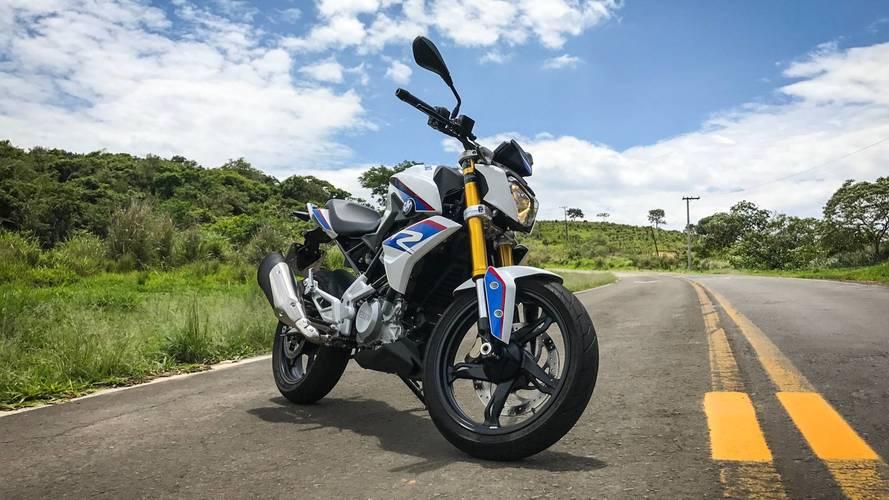 BMW G 310 R 2021 fica mais barata enquanto espera por mudanças