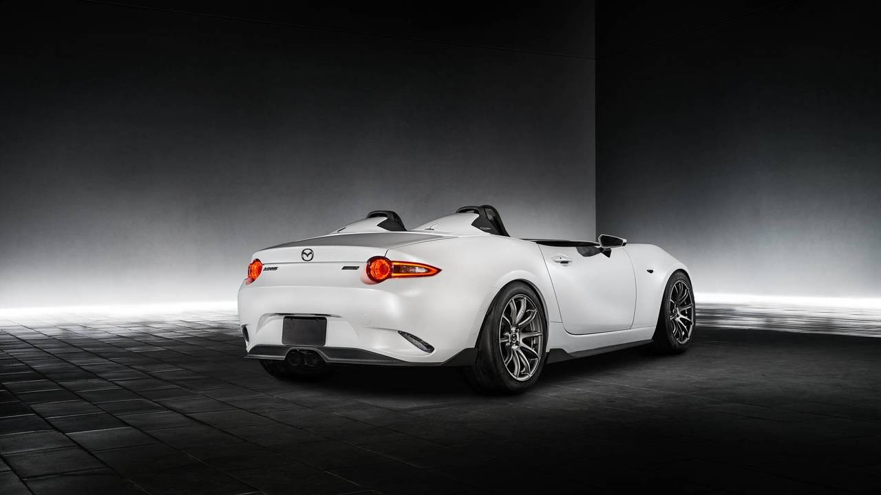 Mazda MX-5 ND Speedster Evolution konsepti