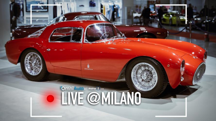 Milano AutoClassica 2017: ci siamo! Ecco cosa vedere