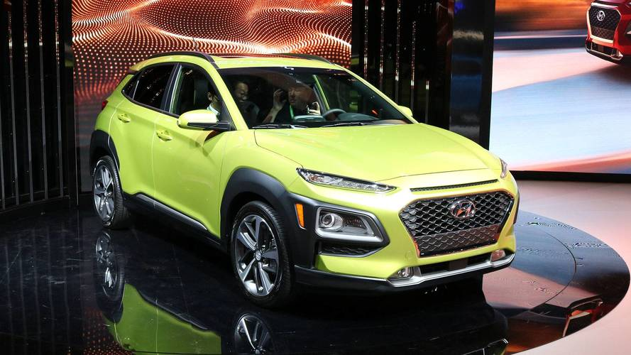 2018 Hyundai Kona Brings Bold Styling, Turbo Punch To L.A.