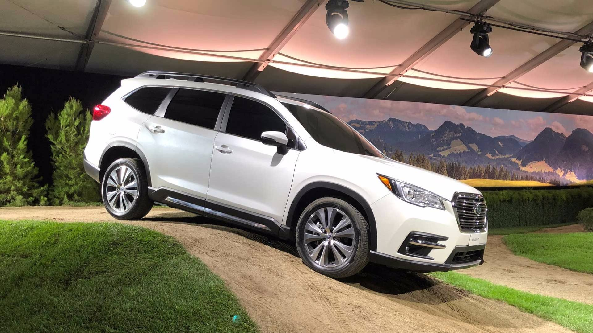 2019 Subaru Ascent Arrives With New Turbo Engine, Seating For 8