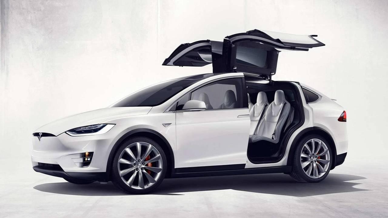 5. Tesla Model X P100D: Up tp $173,450