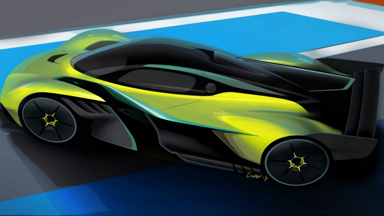 [Copertina] - Aston Martin Valkyrie AMR Pro, come una Formula 1