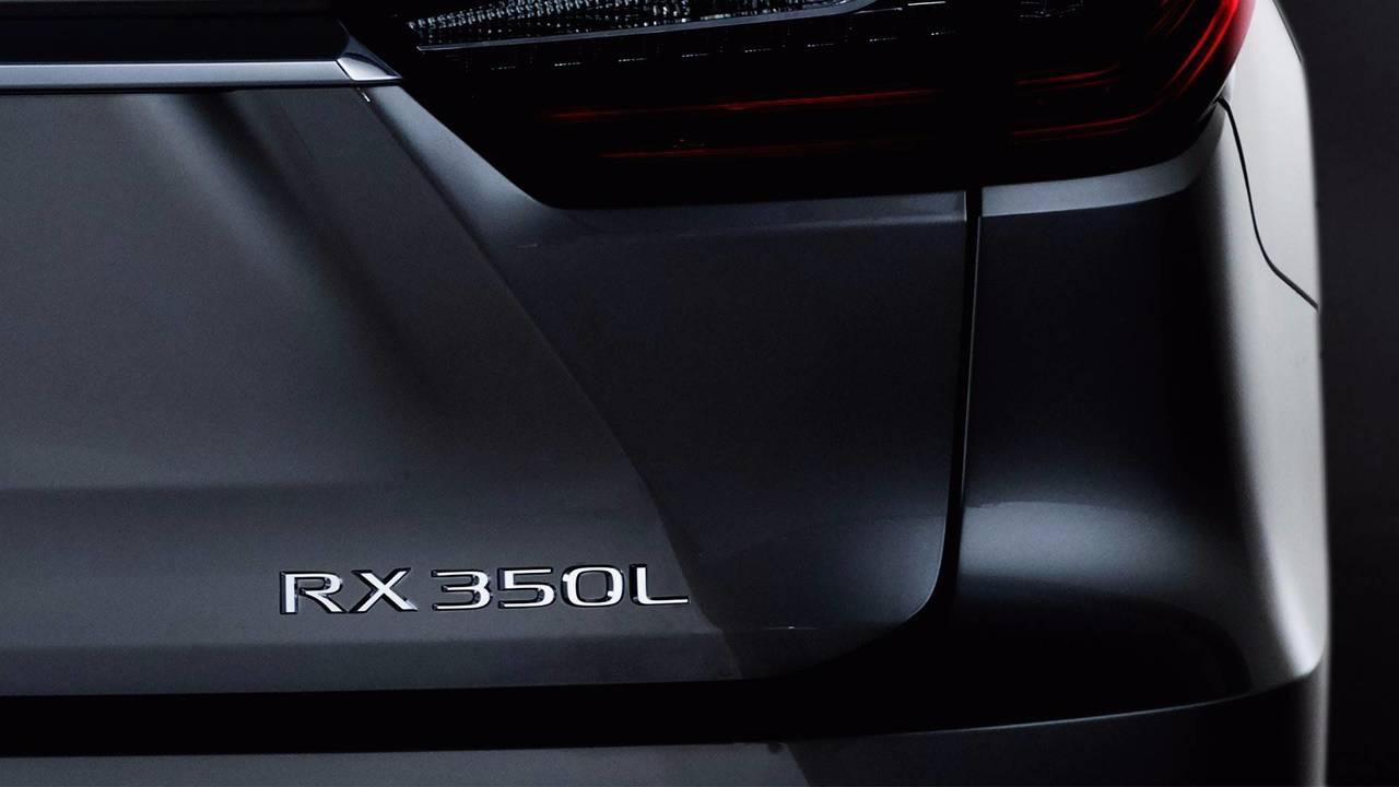 Lexus RX 350L / RX 450hL