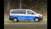 E-Lieferwagen: Der Mercedes eVito
