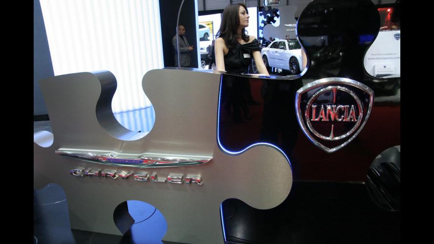 Lancia al Salone di Ginevra 2010