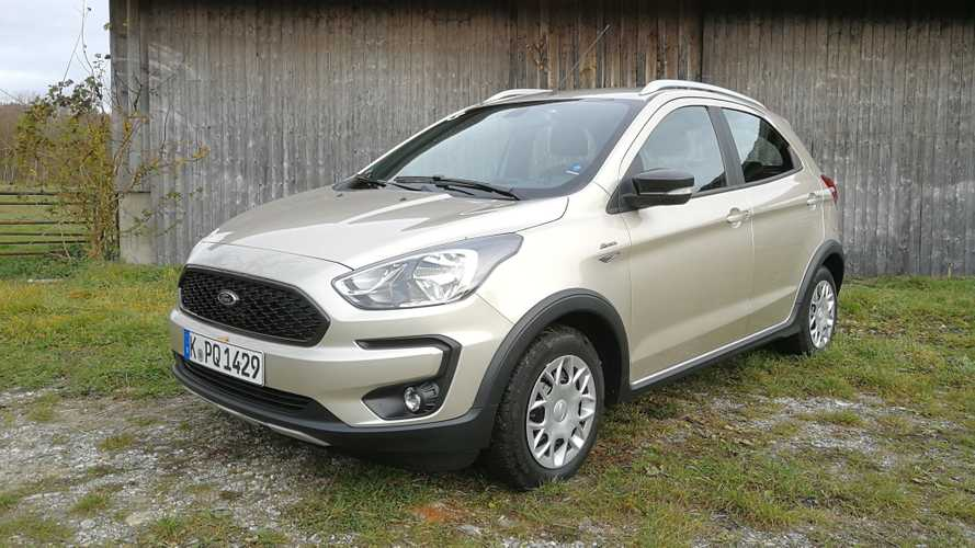 Ford Ka+ Active (2018) im Test