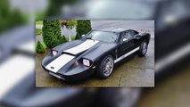 Pontiac Fiero Ford GT40 Replica