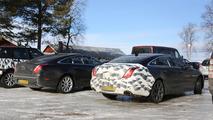 2015 Jaguar XJ spy photo