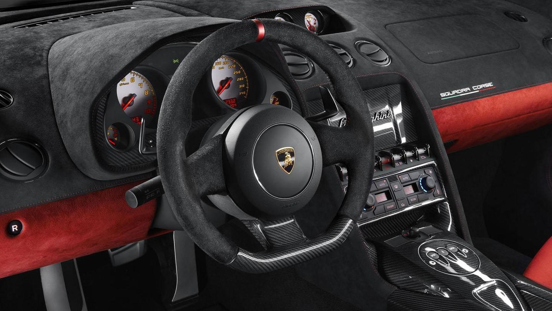 Lamborghini Gallardo Lp 570 4 Squadra Corse And Super Trofeo Tested