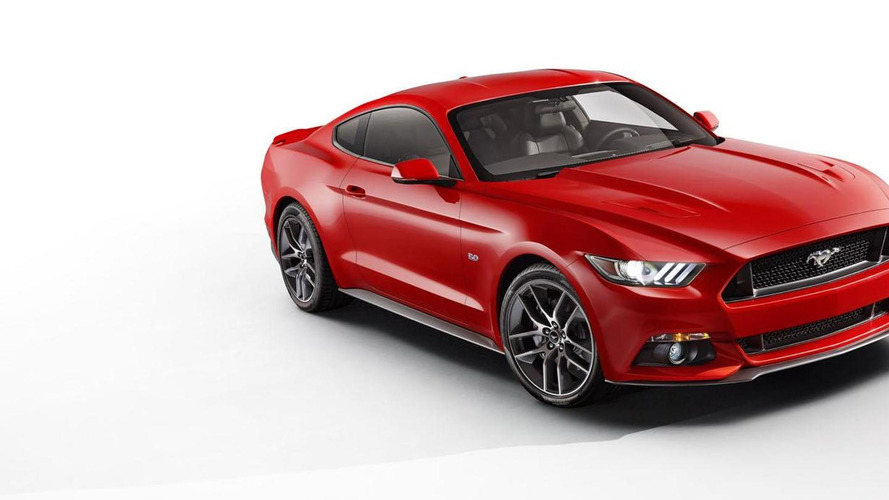 Ford Mustang's rumored 200-300 lbs weight gain was only a rough estimate