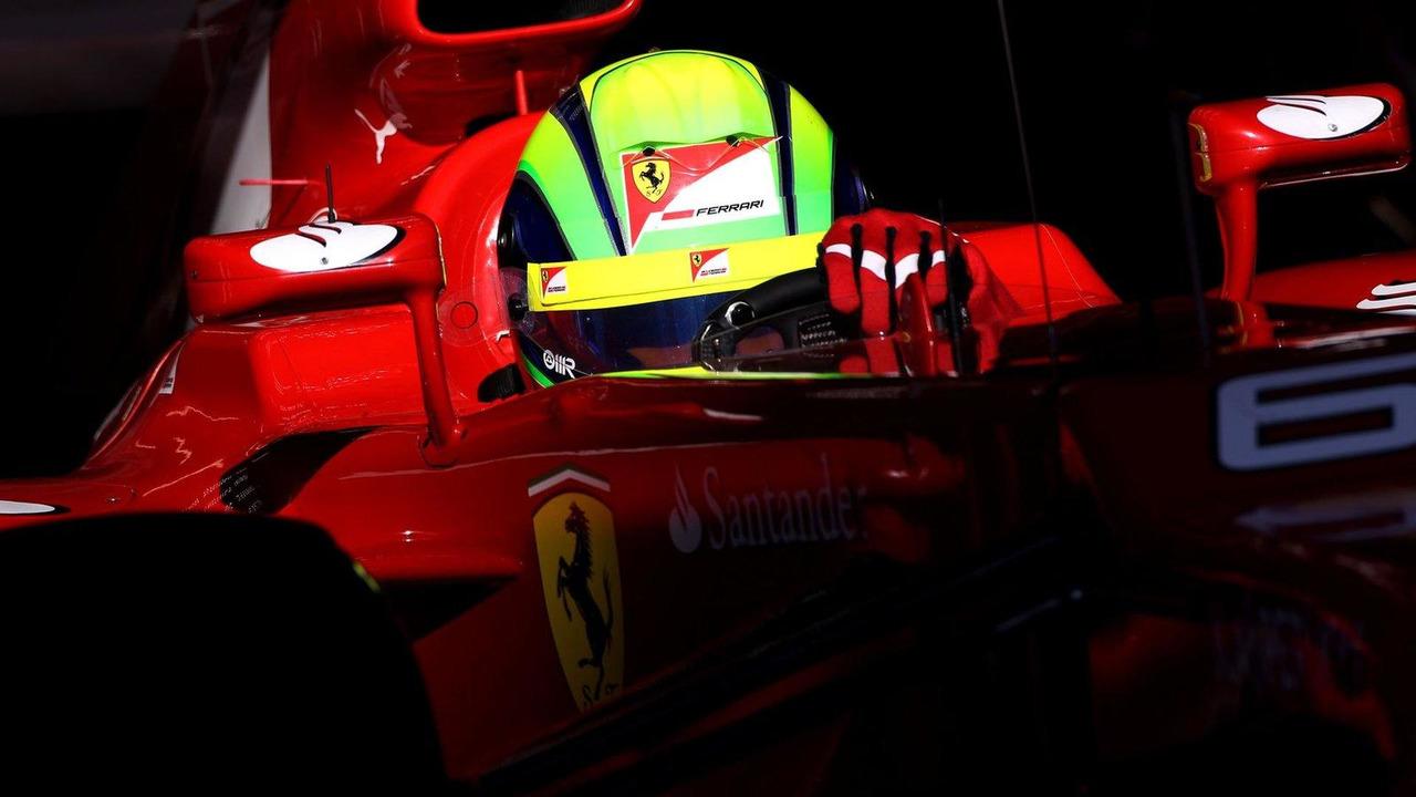 Felipe Massa  23.02.2012 Barcelona Spain, Formula 1 Testing day 3