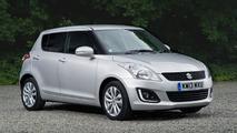 2013 Suzuki Swift facelift 11.7.2013