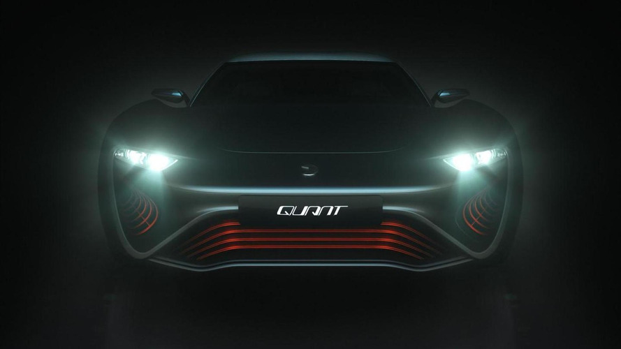 QUANT e-Sportlimousine teased for Geneva