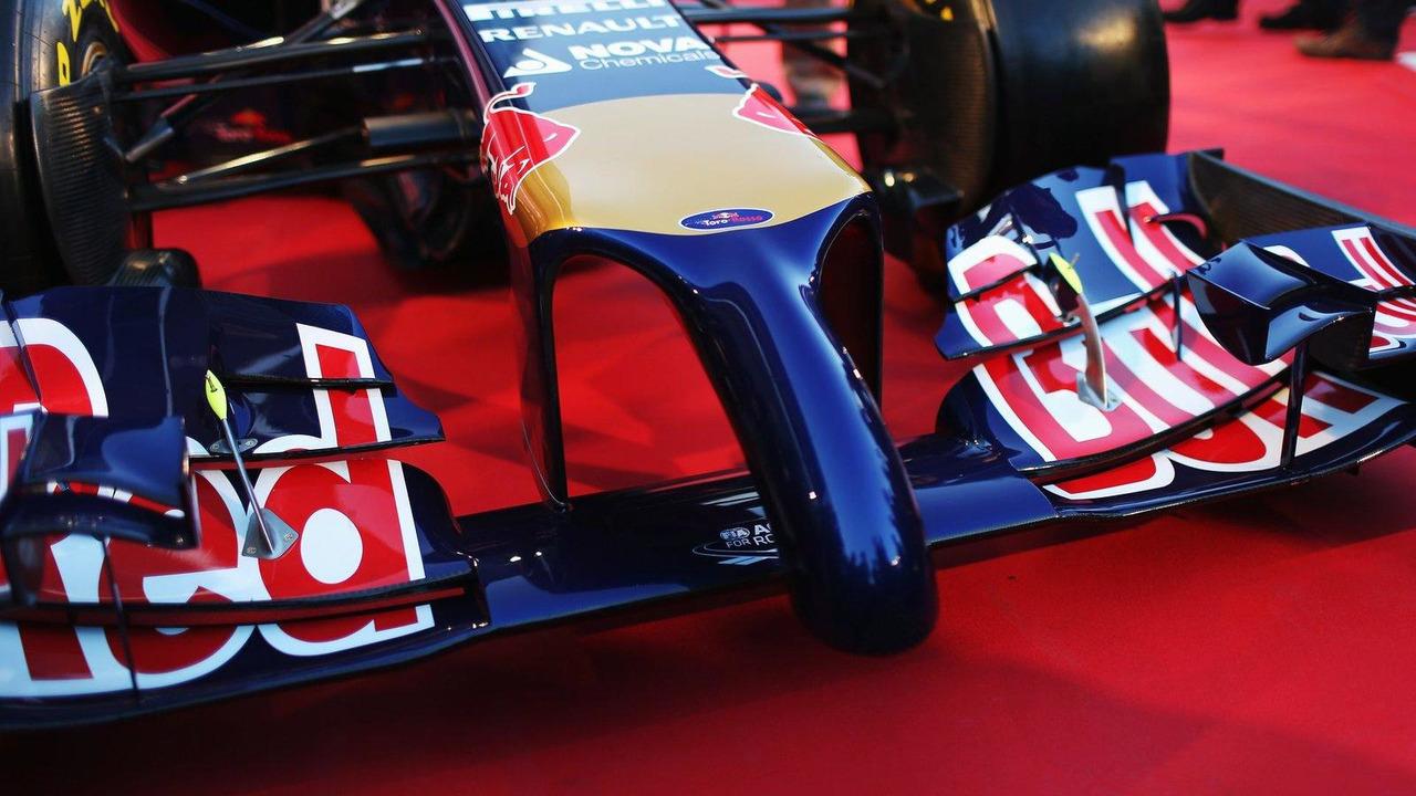 Toro Rosso STR9 reveal nose