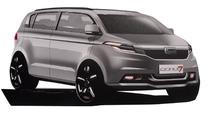 Qoros seven-seat SUV 12.10.2013