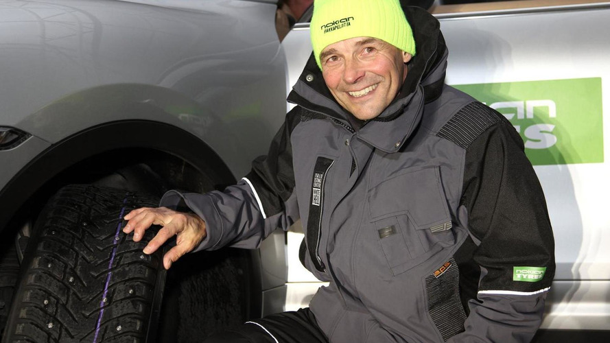 Nokian Tyres have developed winter tires with deployable studs [video]