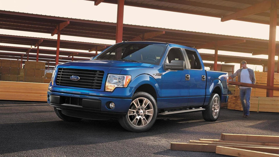 2014 Ford F-150 STX SuperCrew unveiled
