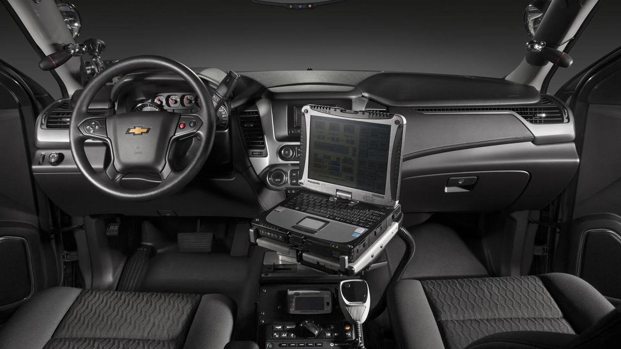 Chevrolet Tahoe Police concept