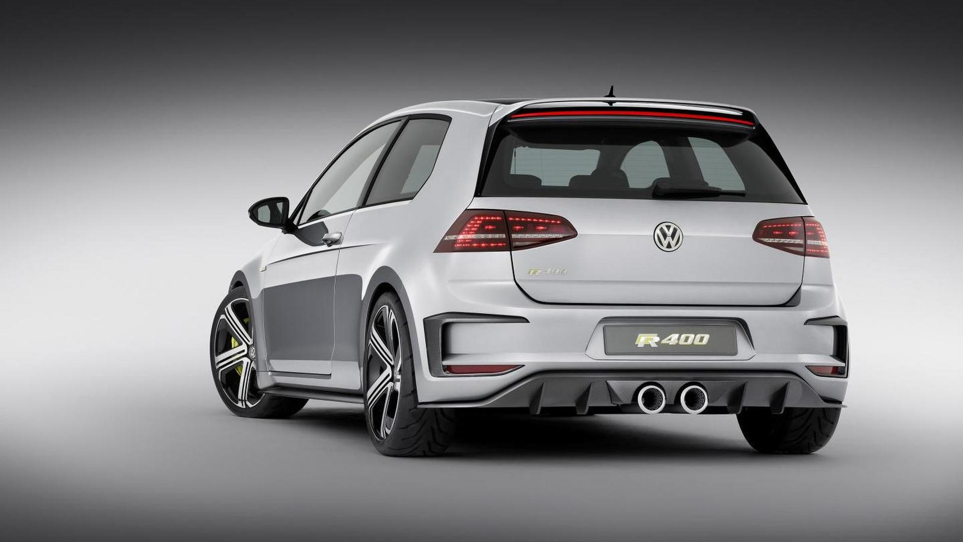 Vw Golf R400 >> Vw Golf R Plus Allegedly In The Works With Nearly 400 Hp