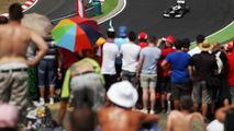 Pastor Maldonado 27.07.2013 Hungarian Grand Prix