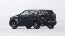 2014 Hyunda ix25 spy photo