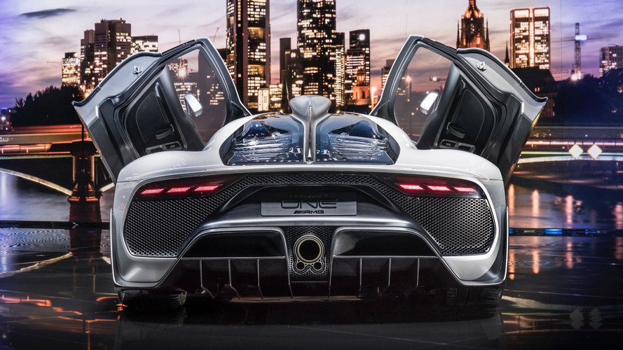 Mercedes-AMG Project One Successor Could Arrive By 2025 As An EV