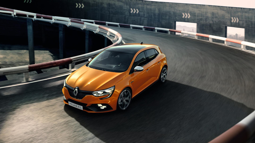 2018 Renault Megane RS revealed