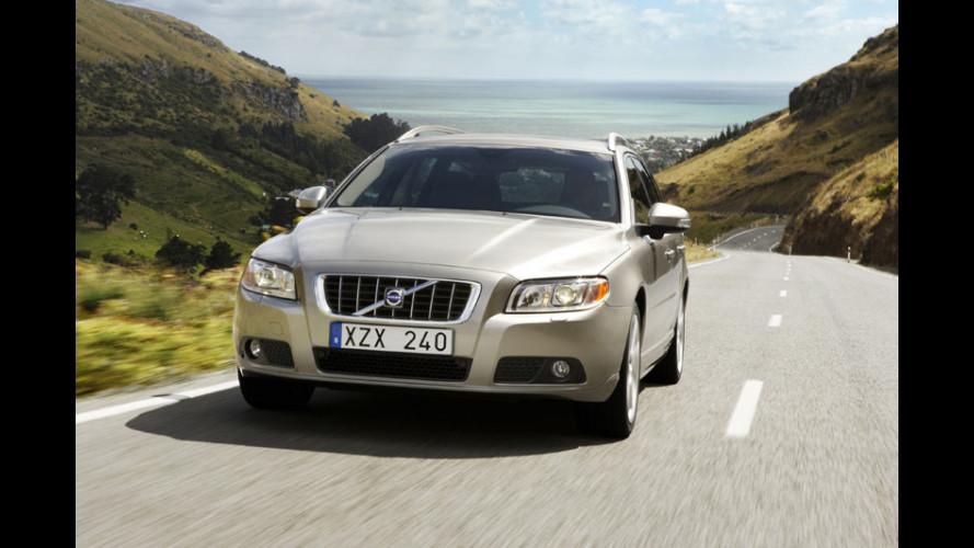 Anteprima: nuova Volvo V70