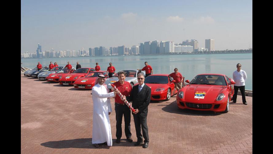 al via il Ferrari 60 Relay
