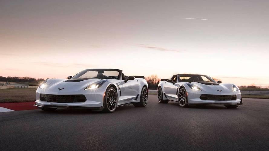Chevy Unveils New Corvette Edition, Concept Trucks At SEMA