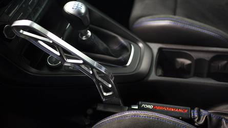 Get Your Drift On With Ford's Focus RS Performance Handbrake