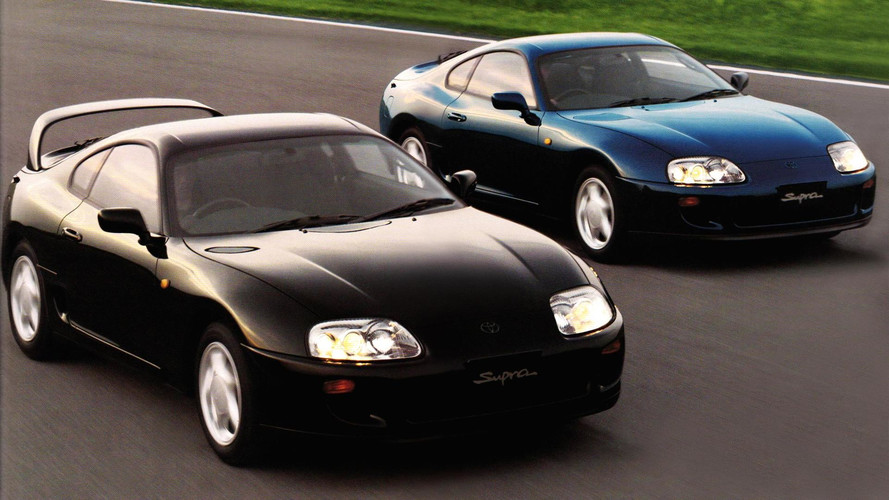 Prepare For The New Toyota Supra By Seeing Its Past In 211 Photos