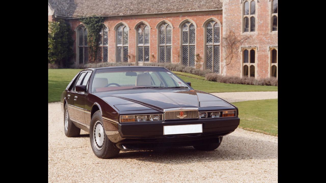Aston Martin Lagonda 2° Serie