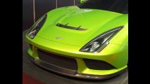 Revenge Verde supercar