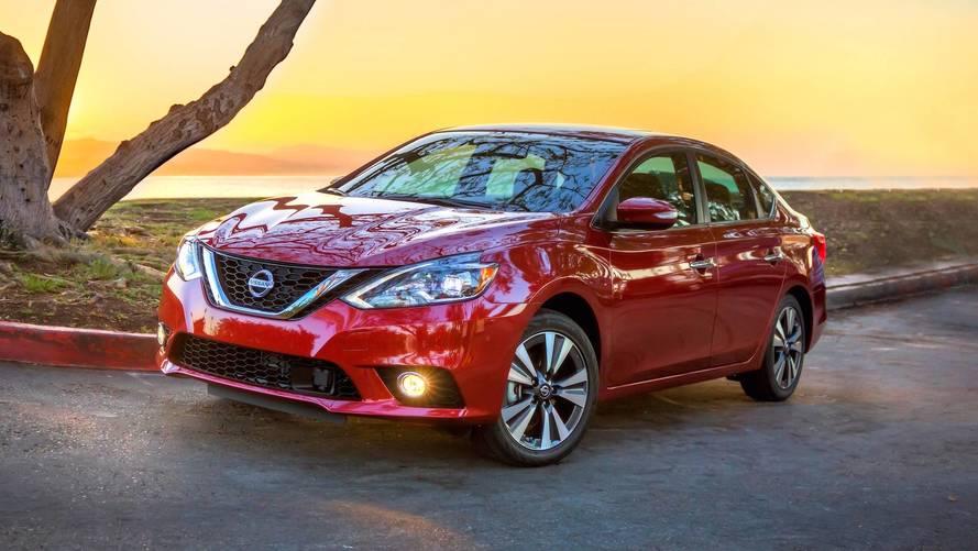 5. 2017 Nissan Sentra: $149 A Month