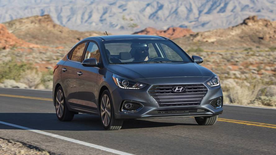 2018 Hyundai Accent Priced At $14,995