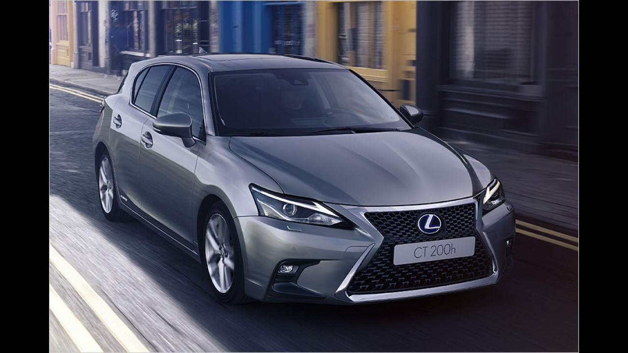 Lexus CT Facelift