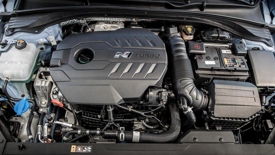 Hyundai, N versiyonları için yeni bir motor geliştiriyor