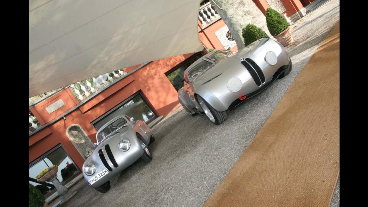 Villa d'Este 2010. Le BMW