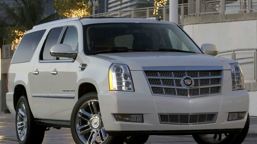 2009 Cadillac Escalades to Run On E85
