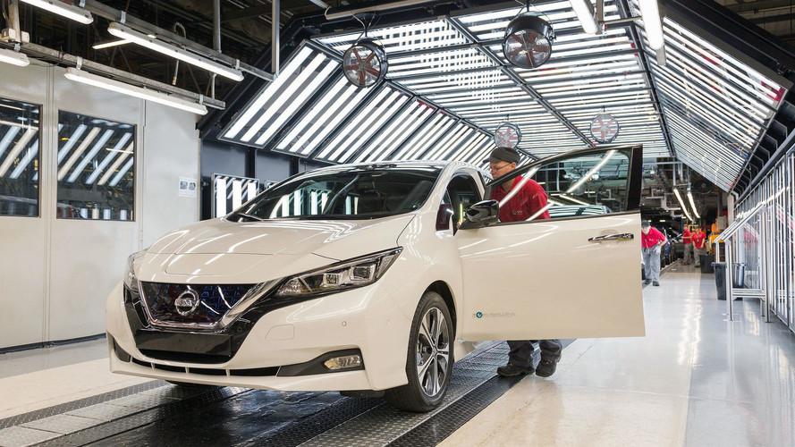 Ünnepel a Nissan – a 150 milliomodik modell is legördült a gyártósorról