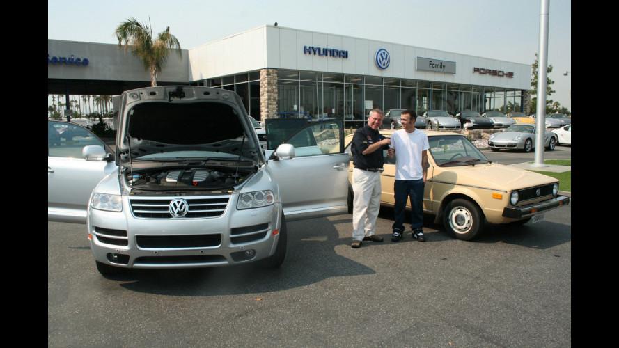 Trovata la prima Volkswagen venduta negli USA