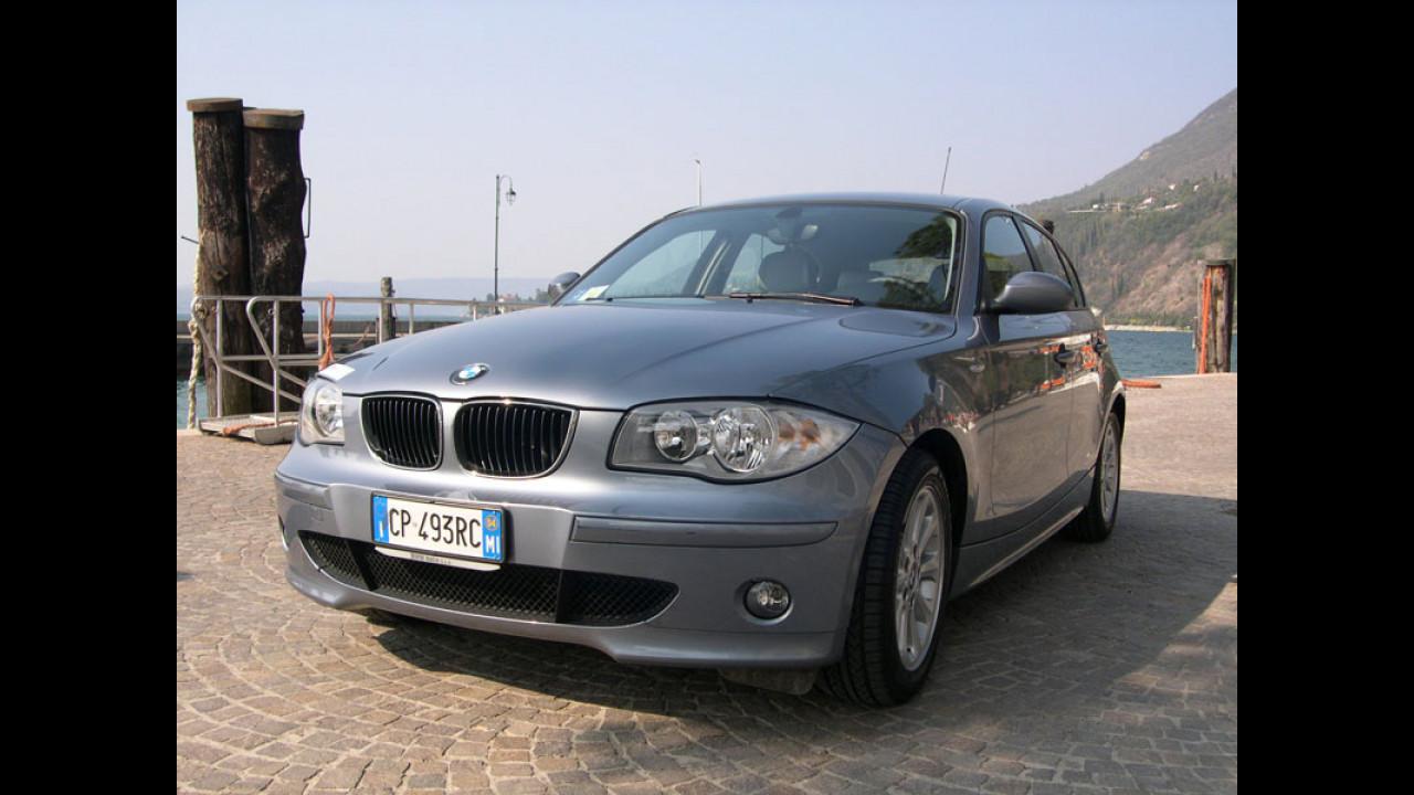 BMW 118d Eletta