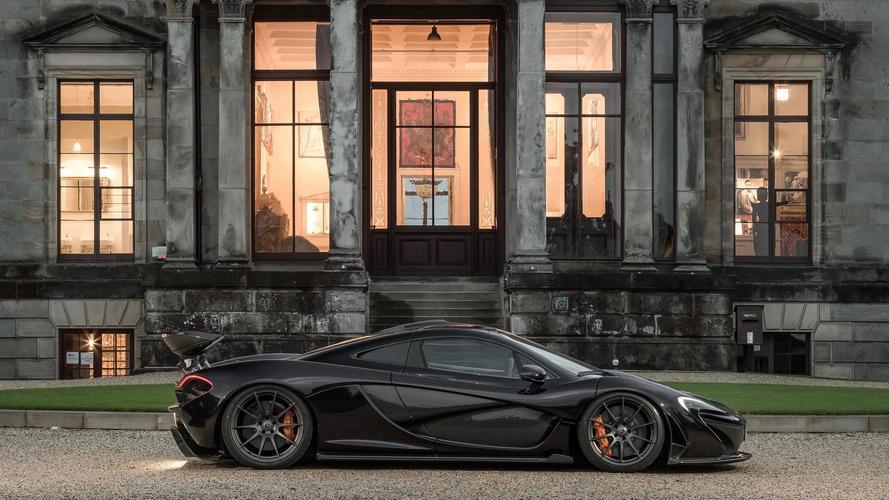 Une nouvelle hybride rechargeable chez McLaren dès cette année