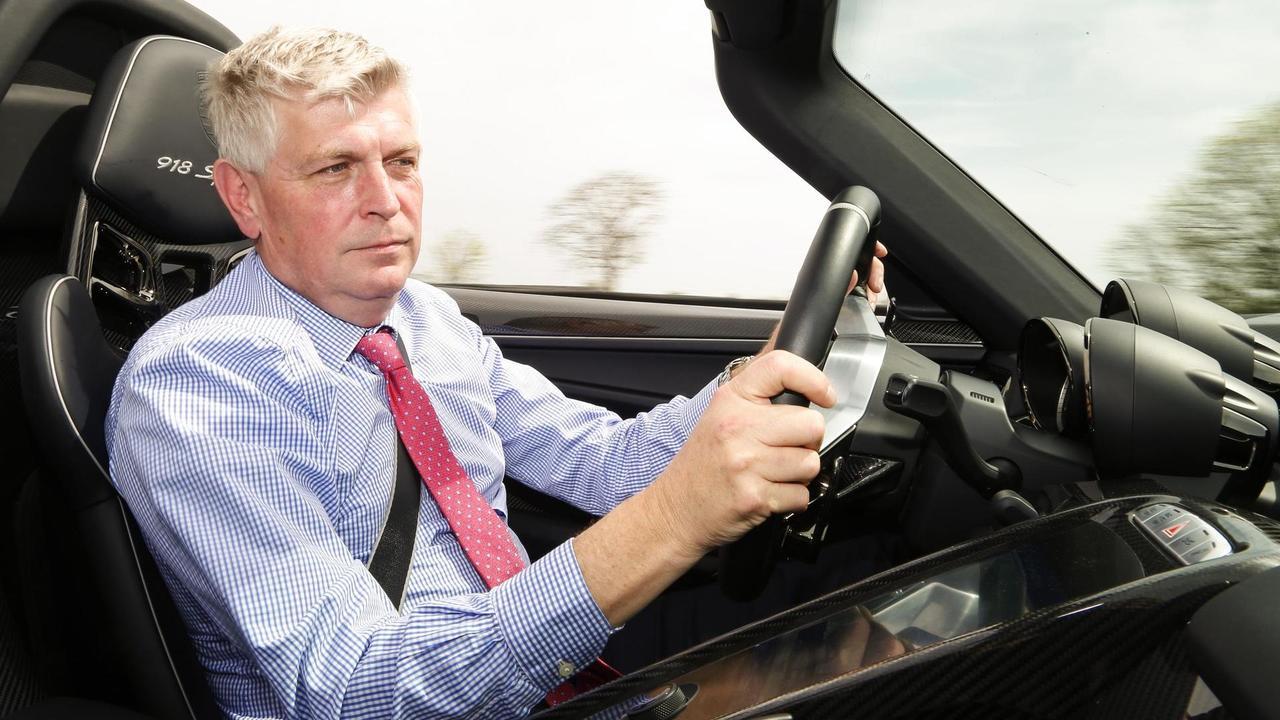 Former VW Engine Boss Wolfgang Hatz